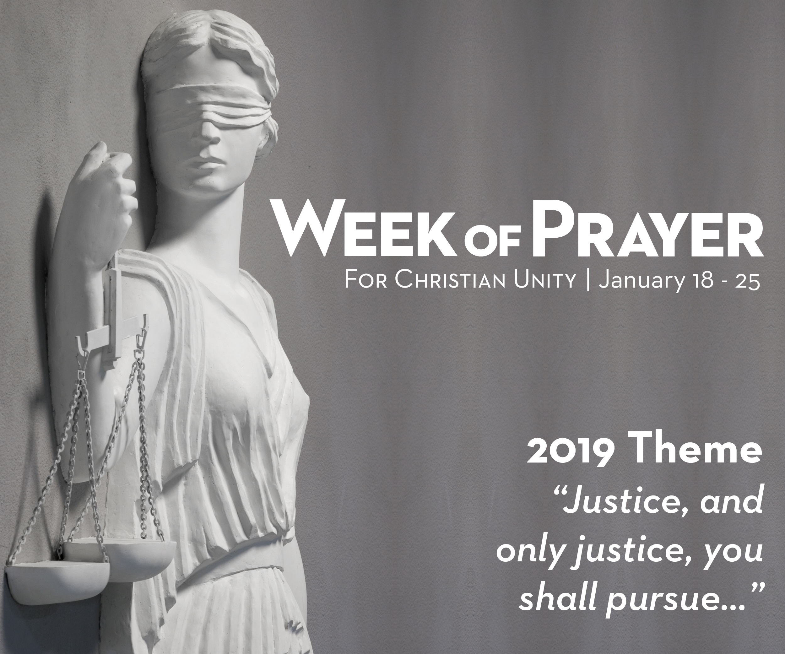 Image result for the week of prayer for christian unity 2019