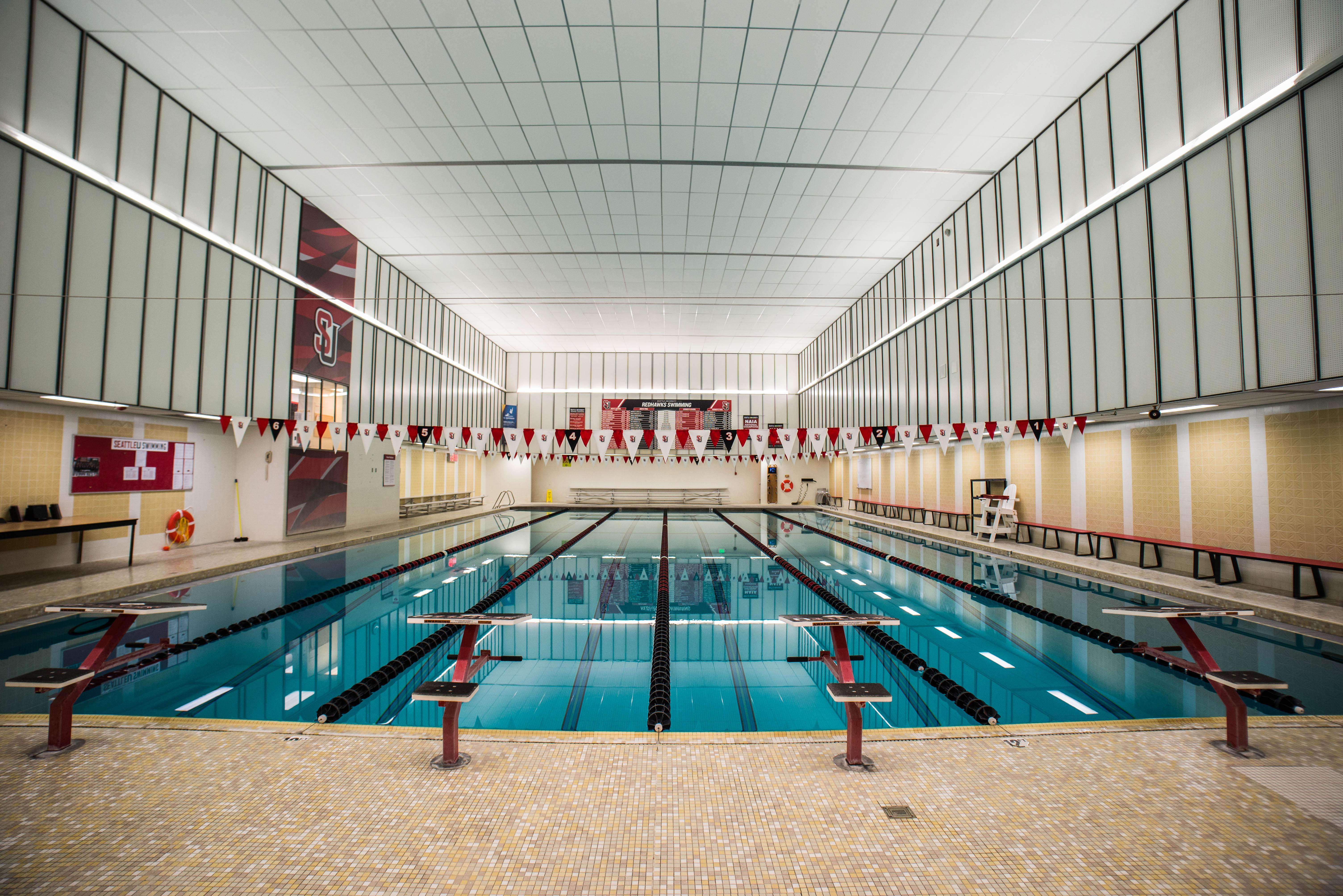Facilities University Recreation Seattle University