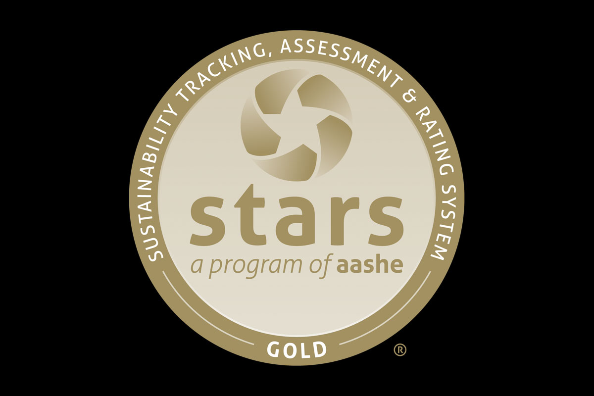 STARS Gold ranking badge.